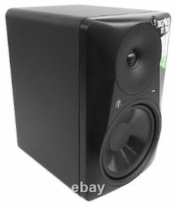 Mackie Mr824 8 85 Watt Powered Active Studio Monitor Classe A/b Bi-amped Speaker