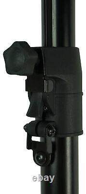 Mackie Srm1850 1600w 18 Powered Pro Subwoofer Sub+air Assist Speaker Pole Mount