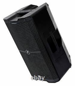 Mackie Srm212 Classe V 12 2000 Watt Powered Pa Dj Speaker Avec Bluetooth+cover