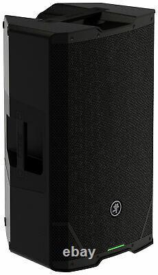 Mackie Srt215 15 1600 Watt Powered Dj Pa Speaker Actif Avec Bluetooth, Classe D