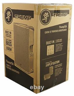 Mackie Thump15a Thump-15a 15 1300 Watt En Haut-parleur Dj Pa Actif, Classe D