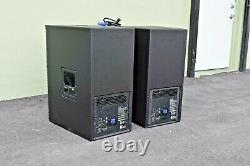 Meyer Sound Cq-1 Large Couverture Haut-parleur Principal Withpower Cord (one)