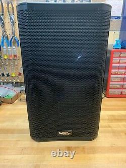 Mint Qsc K12 Powered Active Speaker With K12 Tote Bag Ships Gratuit
