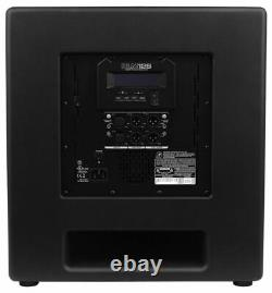 Nouveau Mackie Dlm12s 2000w 12 Powered Active Live Sound Dj Pa Subwoofer Sub