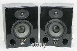 Pair D'event Asp6 Powered Studio Precision Asp 6 Haut-parleurs Studio Monitors