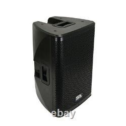 Paire De 12 1000w Pa / Dj Haut-parleur Loudspeaker Dsp, Bluetooth, Mixeur, Amplificateur De Classe D