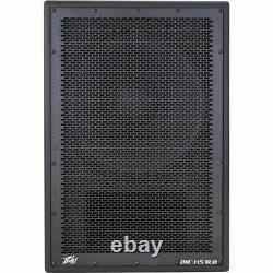 Peavey 3614580 DM 115 Sub Dark Matter 15 Powered Subwoofer Vented Enclosure