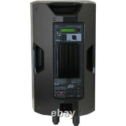 Peavey DM 112 Dark Matter 12 Système De Haut-parleurs Analogiques Bi-amplifiés
