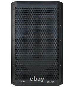 Peavey Dm115 15 Haut-parleur Pa Alimenté
