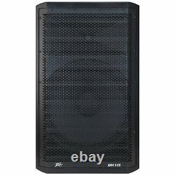 Peavey Dm115 15 Powered Dj Speaker 1000w Peavey Dm115 15 Powered Dj Speaker 1000w Peavey Dm115 15 Powered Dj Speaker 1000w Peave