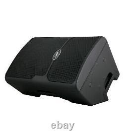 Peavey Pvxp 15 Haut-parleur Alimenté 800 Watts Avec Trépied Stand & Câble Xlr