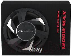 Pioneer Ts-wx300a 12 Enceinte 30cm Powered Active Subwoofer Built-in Amplificateur