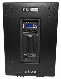 Presonus Air15s 15 1200 Watt Powered Active Vented Subwoofer Avec Dsp