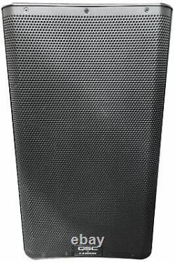 Qsc K12-2 2000 Watt Classe-d Active Powered 12 Haut-parleur Avec Correction Intrinsèque