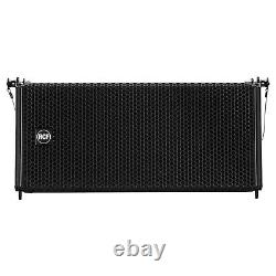 Rcf Hdl 6-a Line Array Powered Loudspeakers (b-stock) Facilement Portable! Hdl6a (hdl6a)