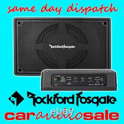 Rockford Fosgate Ps-8 8 Active Powered Loaded Subwoofer Amplifié Box Wiring