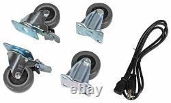 Rockville Rbg18fa 18 3000w Sous-woofer Actif Pro Plié Horn Pa/dj Sub