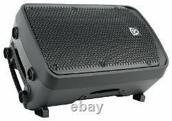 Rockville Titan 12 12 2000w Powered Dj Pa Speaker/bluetooth/dsp/wireless Link