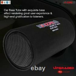 Tube Basse 12 1250w Pmpo Amplifieur De Subwoofer Actif De Voiture 5core Bt 1201