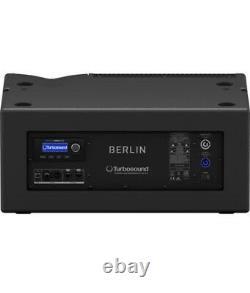 Turbosound Berlin Tbv123-an 2-way 12 Pouces 2500w Powered Speaker Line Array