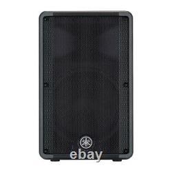 Yamaha Dbr12 1 000 Watt 12 Haut-parleur À Haut-parleur Actif 2-way
