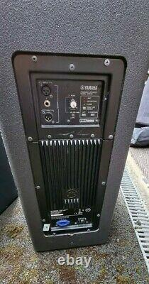 Yamaha Dsr115 Haut-parleur Motorisé Pair