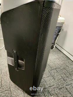 Yamaha Dxr15 Speakers Puissance 1100w Sortie En Grand État