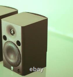 Yamaha Msp5 Haut-parleur De Moniteur À Alimentation Studio Simple